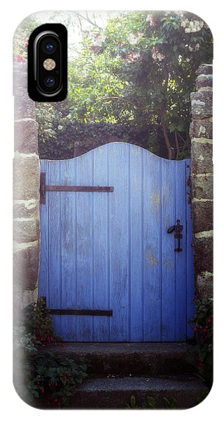 Golden Gate Bridge iPhone Case - Blue Gate by Joana Kruse