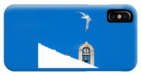 Blue Gull IPhone Case