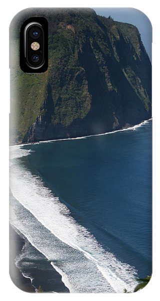 Blue Hawaii IPhone Case