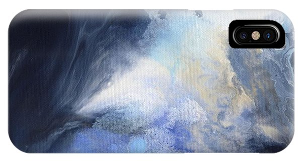 Blue Heavens IPhone Case