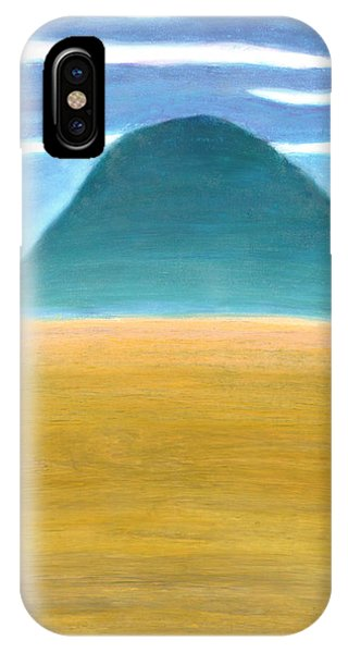 Blue Hill IPhone Case