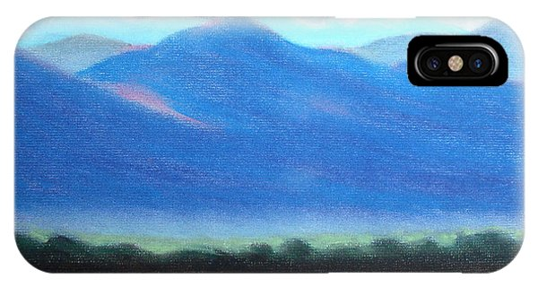 Blue Hills IPhone Case