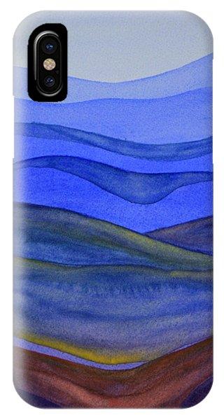 Blue Hills IPhone Case