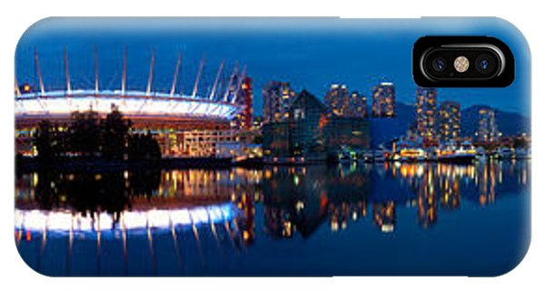 Blue Hour Creek IPhone Case