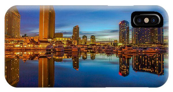 Blue Hour IPhone Case
