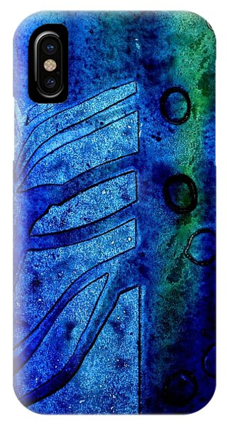 Blue  IIi  IPhone Case