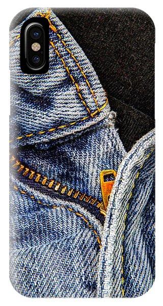 Blue Jeans IPhone Case
