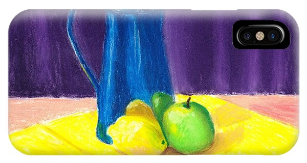 Blue Jug IPhone Case