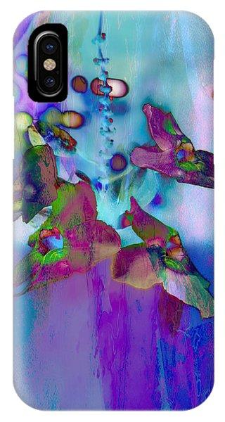 Blue Lagoon Phone Case by Carol Kinkead
