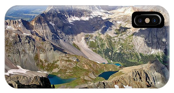 Blue Lakes Beauty IPhone Case