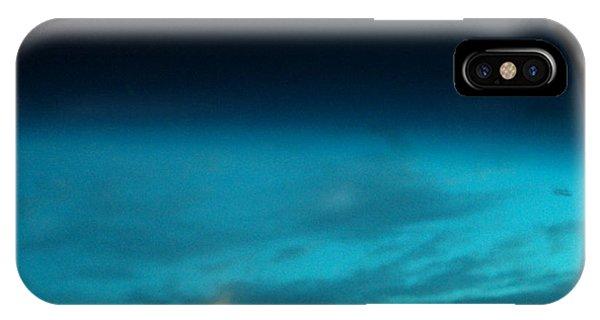 Blue Light Phone Case by Cynthia Harvey
