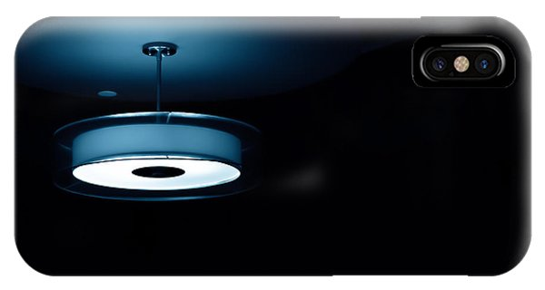 Blue Light IPhone Case