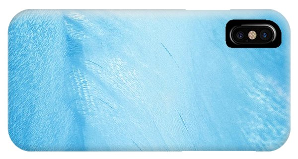 Blue Linen Sunshine IPhone Case