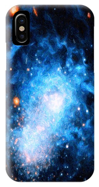 Blue Magellan IPhone Case