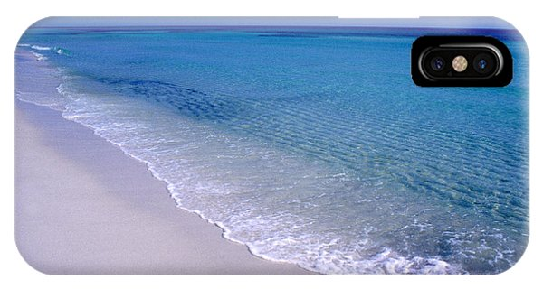 Blue Mountain Beach IPhone Case