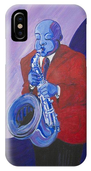 Blue Note IPhone Case