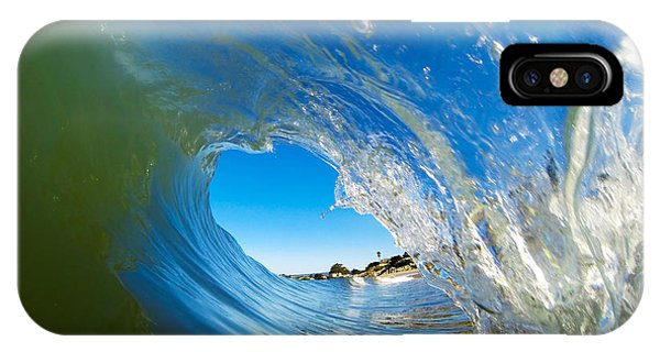 Blue Perfection Phone Case by David Alexander