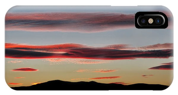 Blue Ridge Serenity IPhone Case