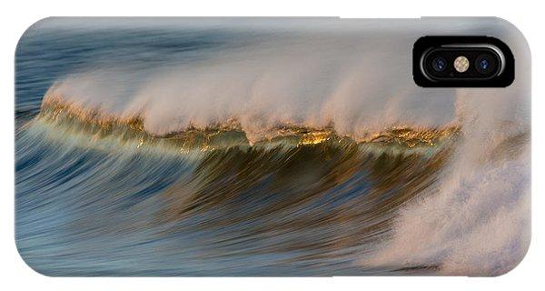 Blue Slider  73a1905 IPhone Case