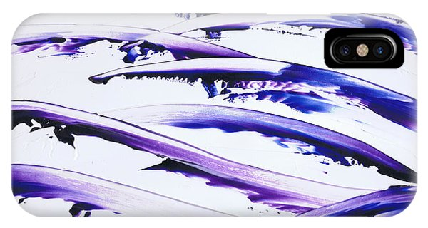 Blue Surf IPhone Case