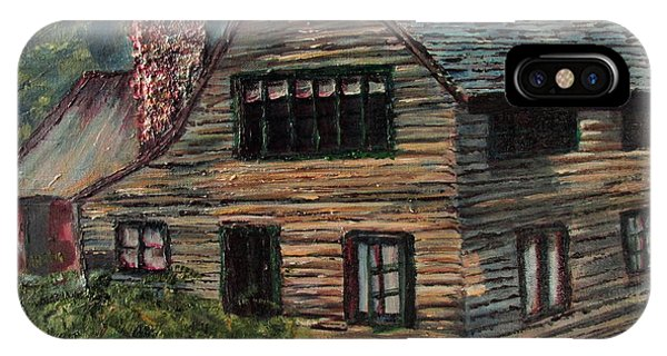 Blueberry Cottage At Twin Lake Village IPhone Case