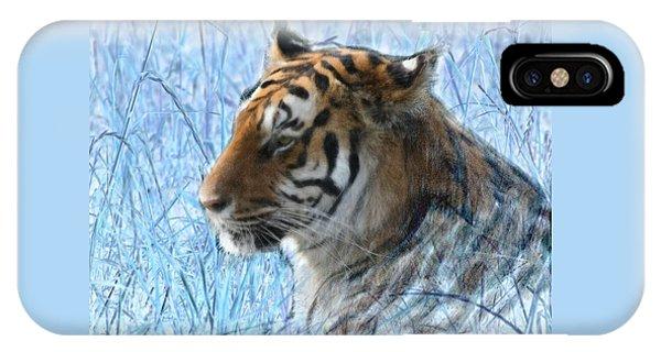 Bluegrass Tiger IPhone Case