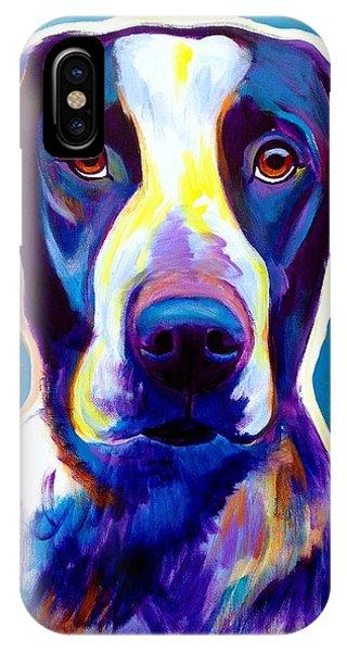 Bluetick Coonhound - Berkeley IPhone Case