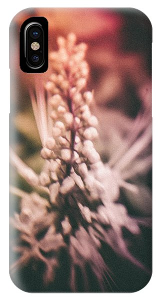 Blured Bloom IPhone Case
