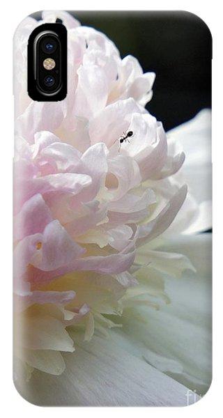 Blushing Peony  IPhone Case
