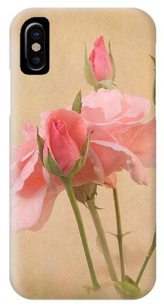 Blushing Pink IPhone Case