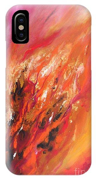 Blushing IPhone Case