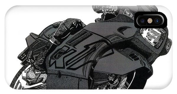 Bmw K1 IPhone Case