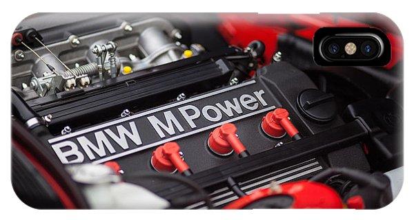 Bmw M Power IPhone Case