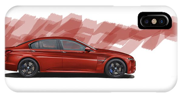 Bmw M5 Fantasy IPhone Case