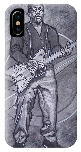 Bo Diddley - Have Guitar Will Travel IPhone Case