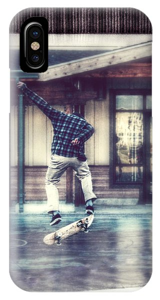 Boarder Bliss IPhone Case