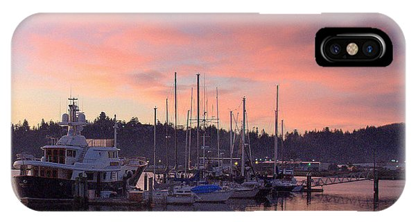 Boardwalk Sunrise IPhone Case