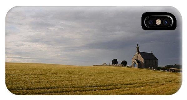 Boarhills Church IPhone Case