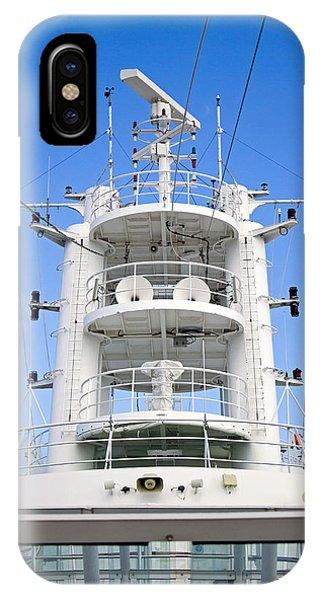 Boat Antennas  IPhone Case