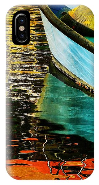 Asia iPhone Case - Boat   Ll by Eli Hason