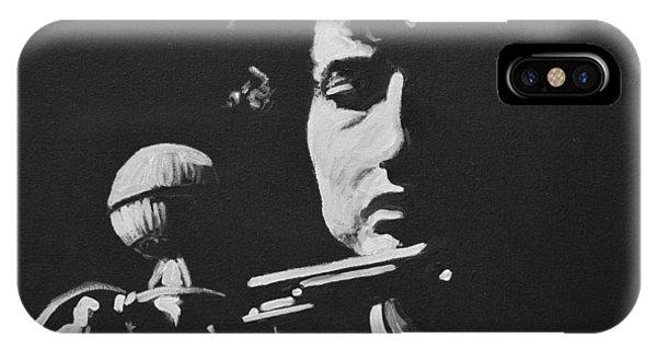 Bob Dylan Phone Case by Melissa O'Brien