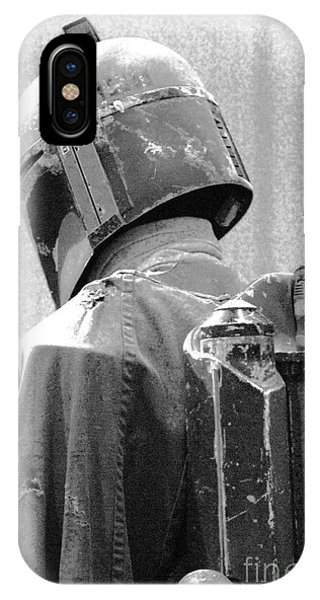 Boba Fett Costume 3 IPhone Case