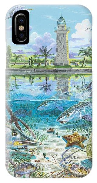 Jet Ski iPhone Case - Boca Chita In0026 by Carey Chen