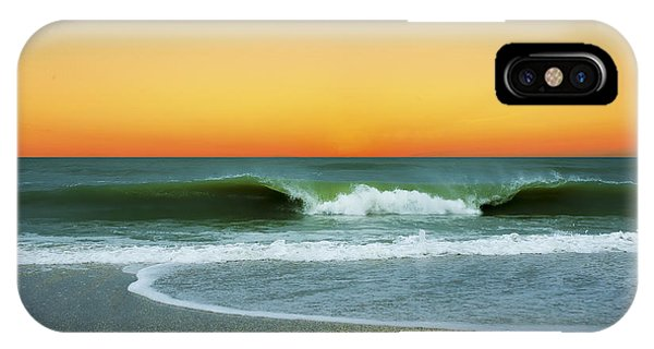 Boca Sunset IPhone Case