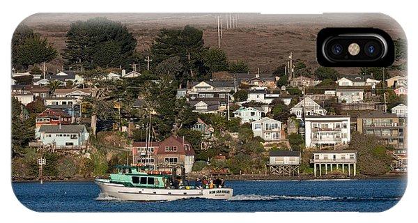Bodega Bay In December IPhone Case