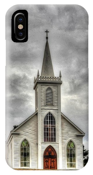 St. Theresa's Church IPhone Case