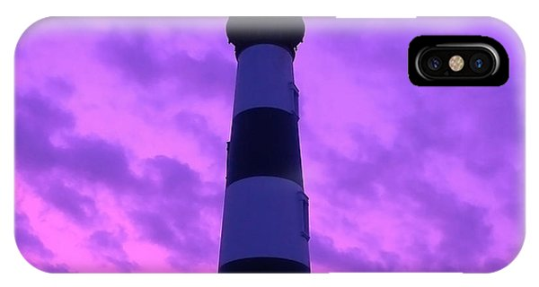 Bodie Beacon IPhone Case