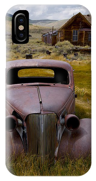 Bodie Rest Stop IPhone Case