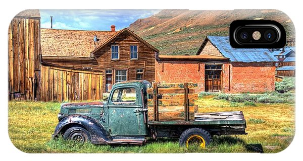 Bodie Truck IPhone Case