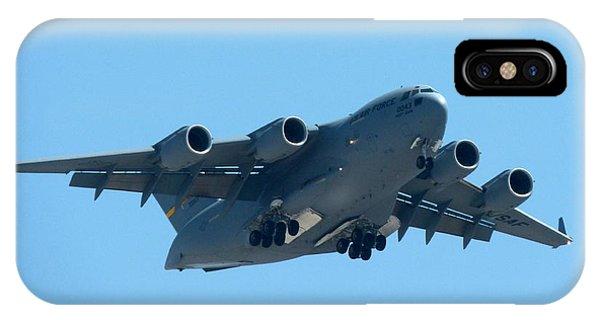 Boeing C17 Globemaster IPhone Case